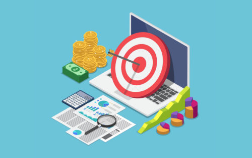 tech company marketing target